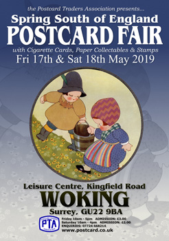 Woking Postcard Fair